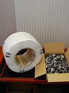 Лента упаковочная полипропиленовая 12 мм.