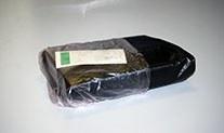Пакеты для упаковки колес с фирменной печатью 800(фальц 150) х 1200 мм.