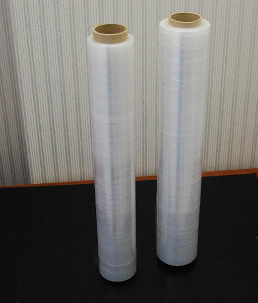 Пленка Стрейч для ручной упаковки 20 мкм.